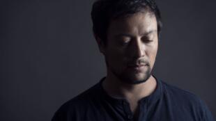 O cantor e compositor brasileiro, Felipe Fontenelle
