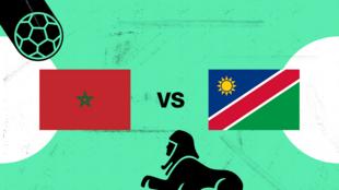 Maroc-Namibie, affiche de la première journée de la CAN 2019.
