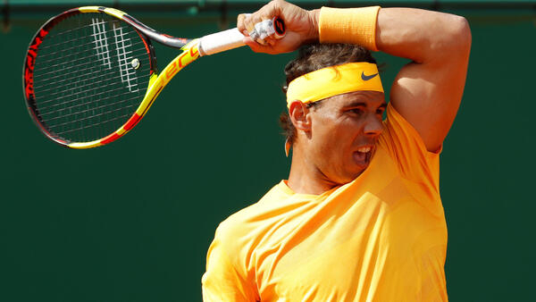 Rafael Nadal is seeking an 11th title at the Monte Carlo Masters.