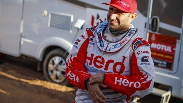 O piloto português Paulo Gonçalves participava de seu 13° Rally Dakar.