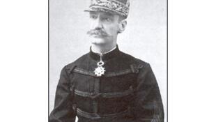 le sous-lieutenant Joseph Simon Gallieni.