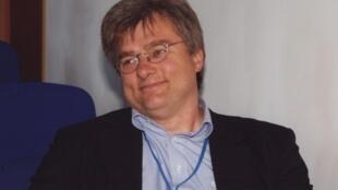 O cientista político Peter Birle, do do Instituto Ibero-americano de Berlim.