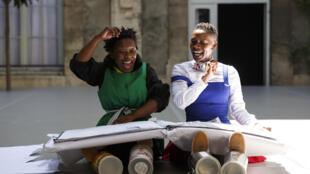 """19-Born-76-Rebels"" by Mamela Nyamza and Faniswa Yisa"