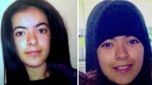 15-летняя французская школьница убежавшая из дома на джихад