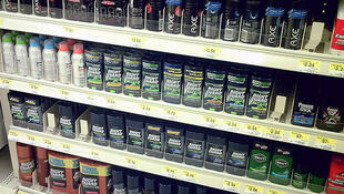 Alumínio presente em desodorantes antitranspirantes pode provocar câncer.