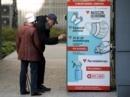 Coronavirus: des distributeurs de masques dans les rues Varsovie