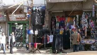 Cairo shopkeepers