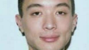 Công dân Mỹ Kevin Dawes, ảnh do FBI cung cấp năm 2010.