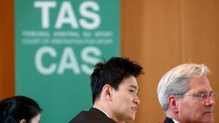 Публичное слушание по делу WADA против китайского пловца Сунья Яна и FINA. Слушания по делу РУСАДА могут стать третьими публичными в истории CAS.