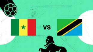 Sénégal-Tanzanie, affiche de la première journée de la CAN 2019.