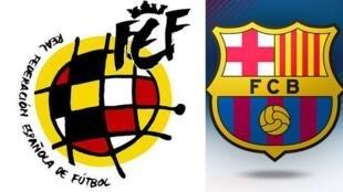 Federação Espanhola de Futebol e o clube Barcelona foram punidos pela FIFA.