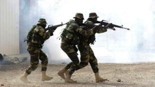 Senegal iliteuliwa na ECOWAS ili kuongoza operesheni ya kuingilia kijeshi dhidi Rais Yahya Jammeh.