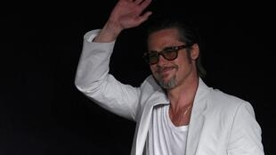 Brad Pitt will the guest of honour at the start of the Le Mans race.