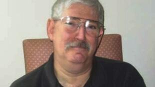 Robert Levinson, afisa mstaafu wa shirika la ujasusi la Marekani la FBI, mwaka 2007 kabla ya kutoweka kwake nchini nchini Iran (picha ya kumbukumbu).
