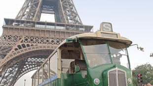 A 1930s bus will be operating on the streets this weekend
