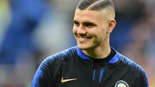Mauro Icardi fell out with the Inter Milan hierarchy before his loan move to Paris Saint-Germain.