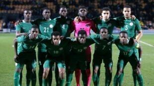 Tawagar Kwallon Kafar Najeriya ta Super Eagles