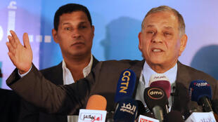 Mohammed Anwar Sadat(R) has pulled out of the Egyptian election.