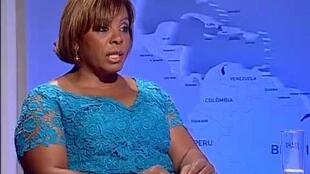 Advogada angolana Ana Paula Godinho
