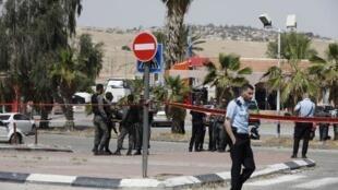 Des policiers israéliens à Jérusalem. (Image d'illustration).