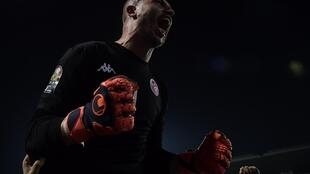 Tunisia substitute goalkeeper Farouk Ben Mustapha came on in extra-time and saved a penalty in the shoot-out against Ghana.