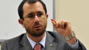 Vinicius de Carvalho, secretário de Direito Econômico do Ministério brasileiro da Justiça.