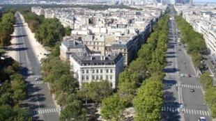 Авеню Фош — популярное среди иностранных миллионеров место проживания в Париже.