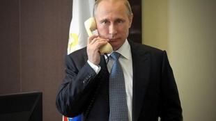 Владимир Путин. Фото пресс-служба Кремля
