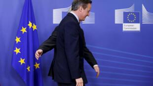 O premiê David Cameron impõe várias condições para o Reino Unido continuar na Europa