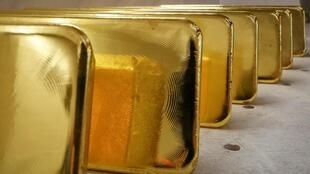 L'or est « la » valeur refuge en ce moment. Il a déjà pris 100 dollars en un mois.
