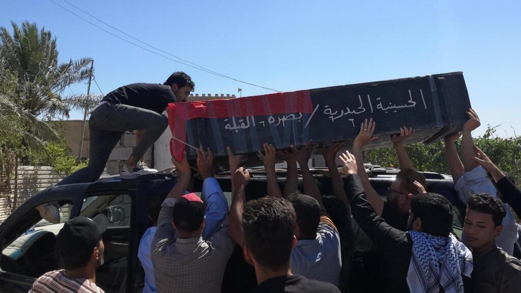 Irak: plusieurs arrestations après la mort d'un manifestant à Bassora