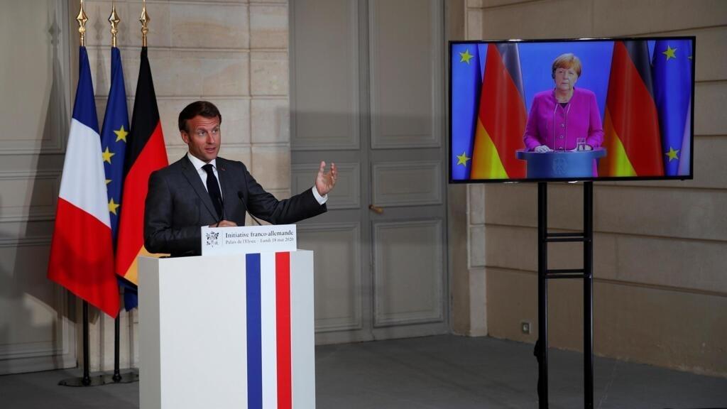 Macron rencontre Merkel avant que l'Allemagne prenne la présidence de l'UE