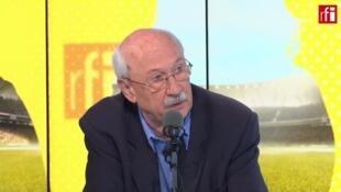El magistrado Philippe Texier juez del Tribunal Permanente de los Pueblos