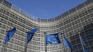 مقر اتحادیۀ اروپا در بروکسل، روز دوشنبه ١۵ ژوئیه/ ٢٤ تیر، میزبان نشست وزرای امور خارجۀ اتحادیه برای بررسی چگونگی حفظ برجام بود