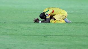 Le Malien Hamari Traore déçu après l'élimination de son équipe de la CAN 2019.