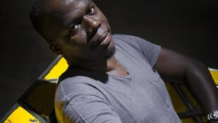 Ousmane Mbaye, designer sénégalais.