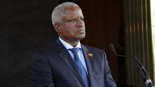 Presidente interino guineense Serifo Nhamadjo