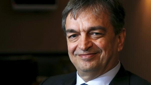 Jérôme Champagne, candidato a presidencia já foi secretário-geral adjunto da Fifa.