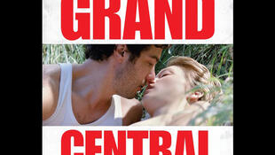 Affiche du dernier film de Rebecca Zlotowski, «Grand Central».