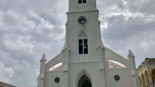 Catedral da Beira. 24 de Março de 2019.