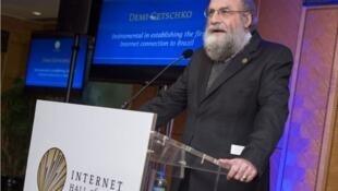 Pesquisador Demi Getschko foi o primeiro brasileiro indicado ao prêmio Internet Hall of Fame, da Internet Society.