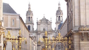 Nancy Cathedral