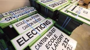 Last Sunday's cantonal election in Rennes