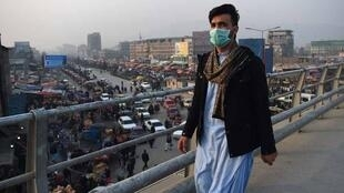 میزان آلودگی هوای کابل از تهران هم بیشتر شده است