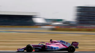 Force India will race under Racing Point Force India.
