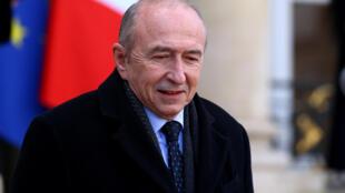 Projeto de lei foi apresentado pelo ministro do Interior Gérard Collomb, nesta quarta-feira (21).
