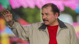 """RSF dice que la reelección del presidente Ortega se caracterizó por """"múltiples casos de censura, intimidación, acoso y detenciones arbitrarias""""."""