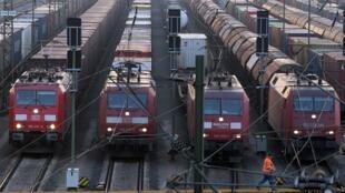 Đình công trong ngành đường sắt lần này làm thiệt hại cho nền kinh tế Đức khoảng 500 triệu euro