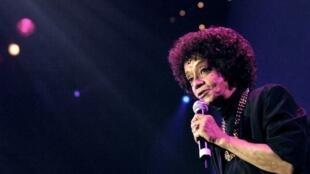 Ca sĩ Nancy Holloway từ trần ở Paris, hưởng thọ 86 tuổi