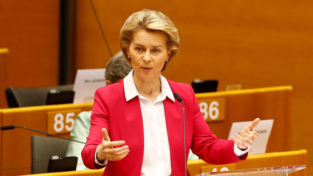 La Commission européenne dévoile un plan de relance de 750 milliards d'euros